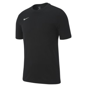 Nike Team Club 19 Tee Black-Black-Black-White