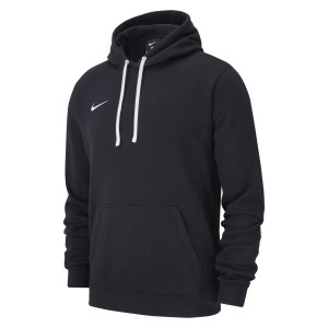 Nike Team Club 19 Hoodie Black-Black-White-White