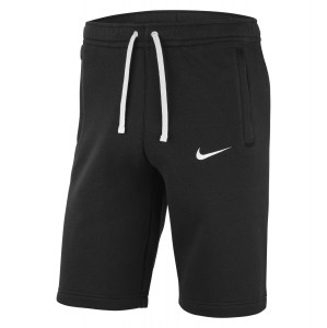 Nike Team Club 19 Short Black-Black-White-White
