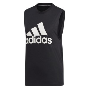 Adidas Womens Must Haves Badge Of Sport Tank Top