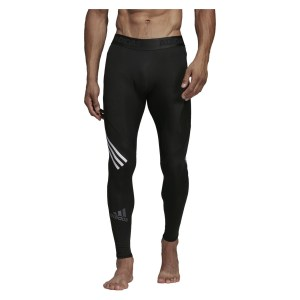 Adidas-LP Alphaskin Sport+ Long 3-stripes Tights