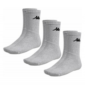 Kappa Sports Sock (3 Pack)