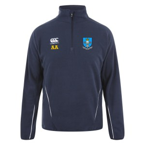 Canterbury Team 1/4 Zip Micro Fleece