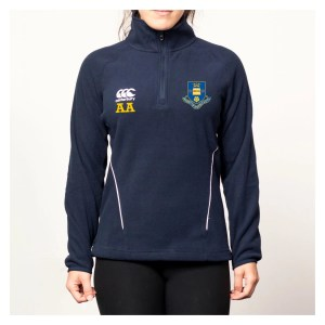 Canterbury Womens TEAM 1/4 ZIP MICRO FLEECE (W)
