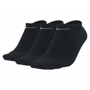 Nike 3 PACK OF NO SHOW TRAINING SOCKS