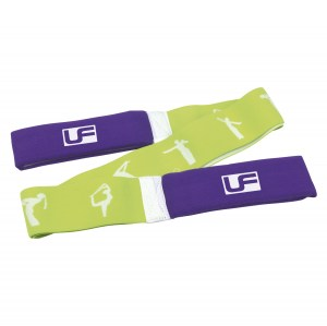 Urban-Fitness Fabric Resistance Band 1m x 5cm